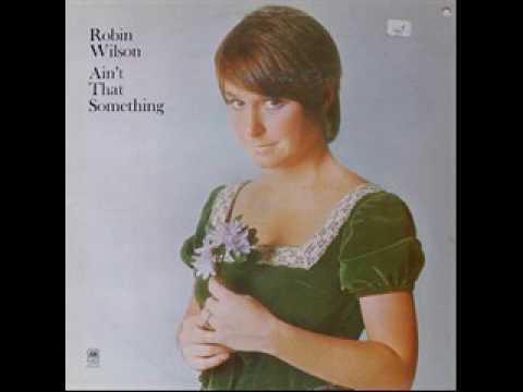 Robin Wilson – Ain't That Something (Album 1974 Vinyl)