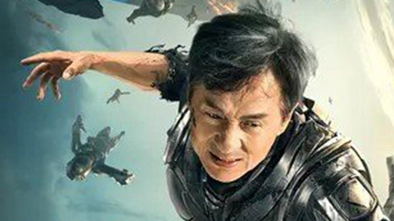 Download Jackie Chan 成龙 Bleeding Steel 机器之血   official trailer (2017)