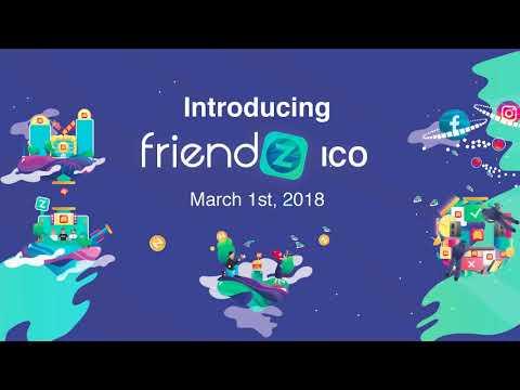 Friendz Pitch Crypto Economy World Tour 2018 - London