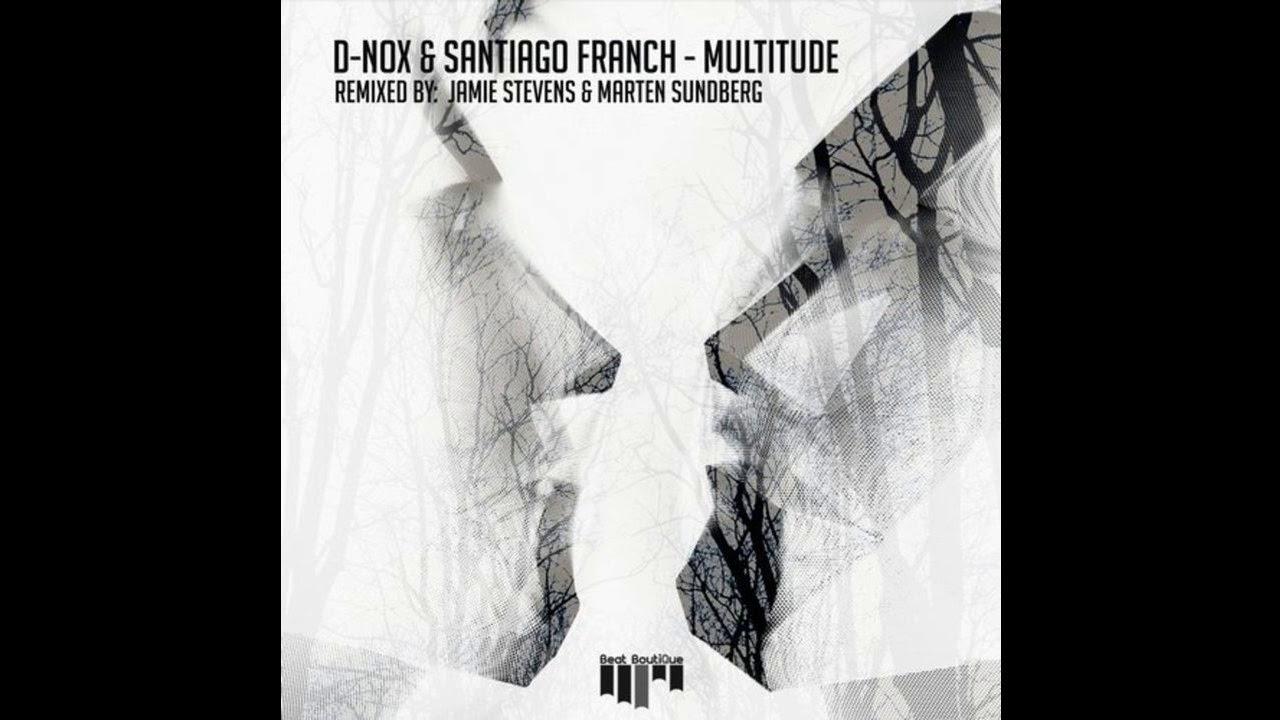 Download D-Nox and Santiago Franch - Multitude (Jamie Stevens Remix) [Beat Boutique]
