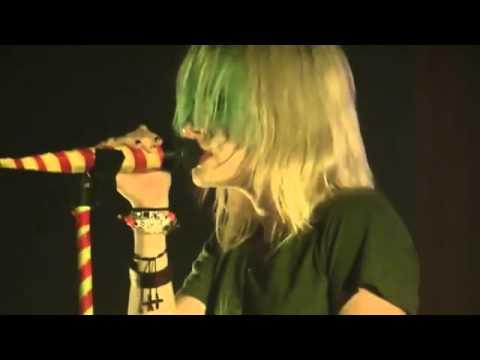 Paramore Brand New Eyes Tour 2009 Full Performance
