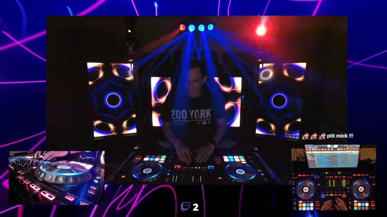 Download Live de test Pré-Inauguration!!!