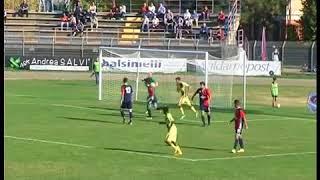 Serie D Girone D Aquila Montevarchi-Imolese 1-2