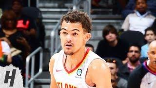 Utah Jazz vs Atlanta Hawks - Full Game Highlights | March 21, 2019 | 2018-19 NBA Season