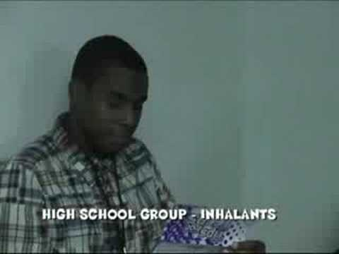 Inhalants Teens Would Use