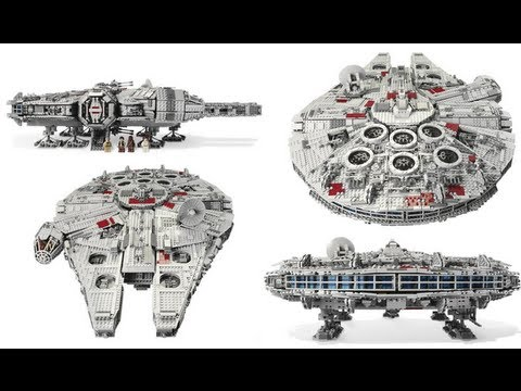 Lego Star Wars 10179 Ultimate Collectors Millennium Falcon 1 Of 2