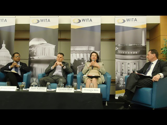5/9/19 Digital Trade and the WTO eCommerce Initiative - Panel 1 Part 1