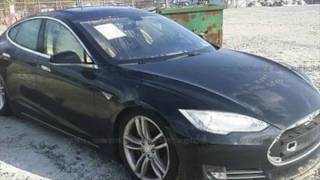 Repairing a Flooded Tesla Model S Part one thumbnail
