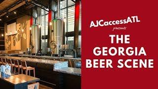 Accessatlanta: Exploring The Georgia Beer Scene