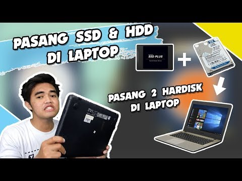 Replacing old HDD with new SSD.  On my Video you can see how to install SSD. First you have to plug .