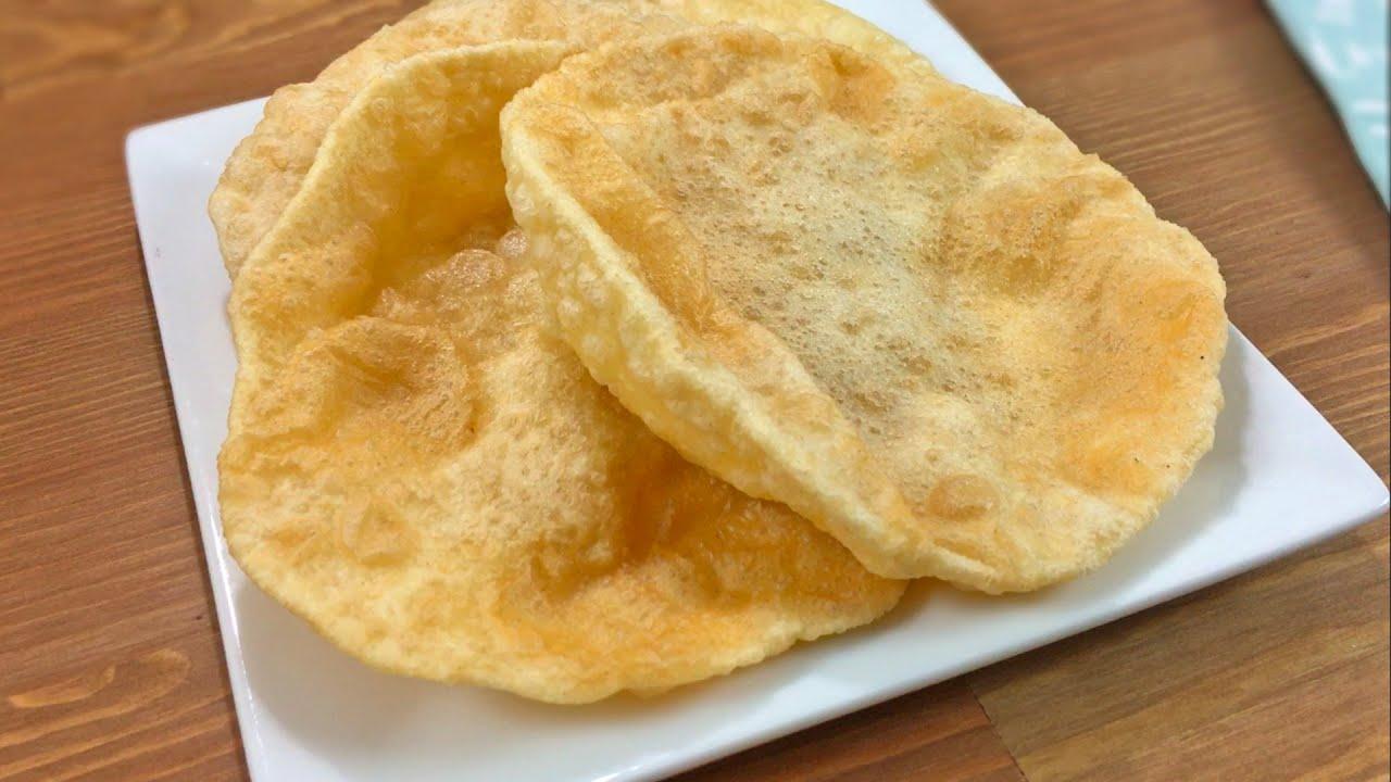 Soft Indian Puri Recipe • How To Make Poori Recipe • How ...