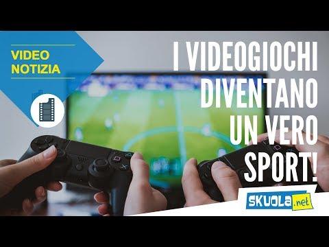 I videogiochi diventano uno sport