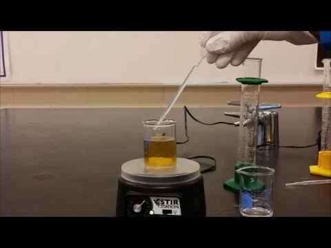 Silver Nanoparticle Synthesis and Luminol Catalysis