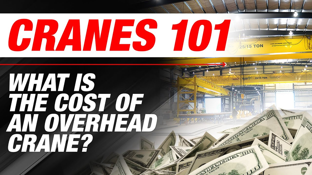 What is the Cost of an Overhead Crane?