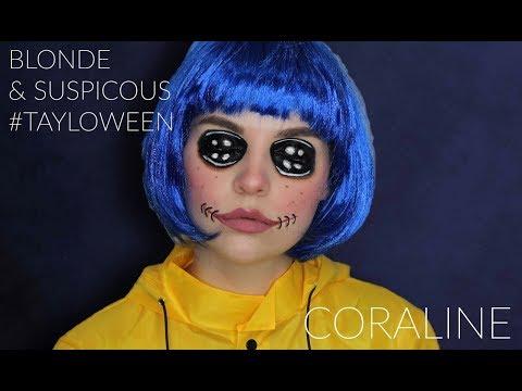 Blonde Suspicious Tayloween Coraline Blonde Ambitious Blog