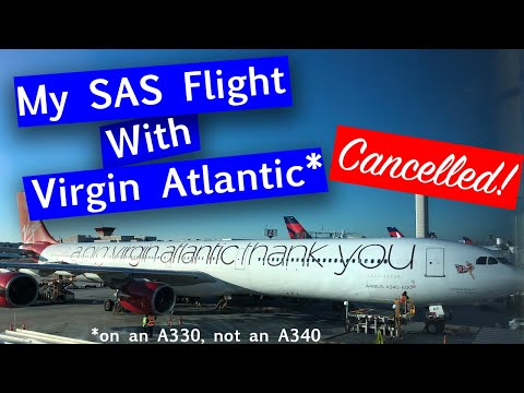 Virgin Atlantic A330 Upper Class   Virgin Atlantic Clubhouse