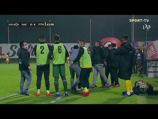 Goal | Golo Fali Candé: CD Nacional 0-(4) Portimonense (Liga 20/21 #25)