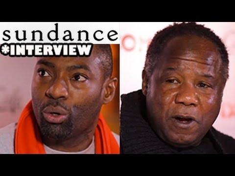 Hasaan Johnson & Isiah Whitlock Jr.   Newlyweeds  Sundance 2013