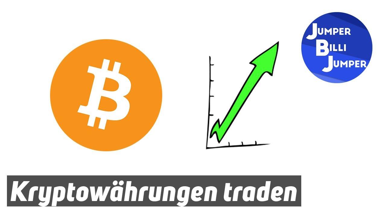 bitcoins traden
