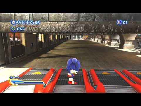 Sonic Generations Unleashed Project is amazing