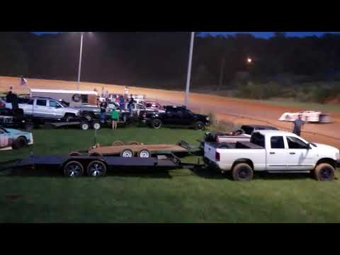 Sports man race at natural bridge speedway 6-15-19