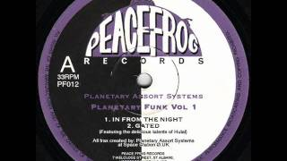 Planetary Assault Systems - In From The Night