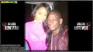 Aidonia - The Only One [Raw] May 2012
