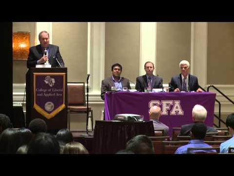 Global Citizenship Series 2014: Moderator Forum