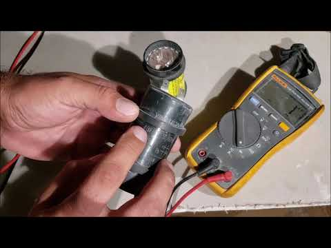 how to test a RUN or START CAPACITOR the CORRECT way