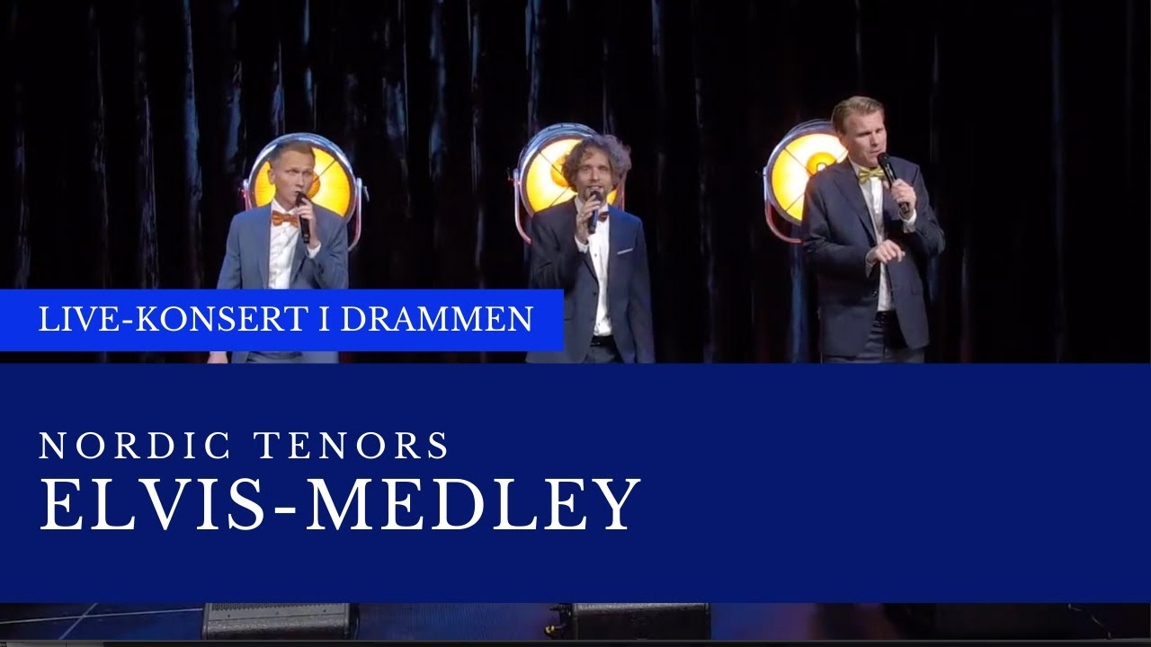Nordic Tenors // Elvis-medley