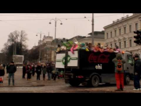 Helsinki high school students -13 2 2014