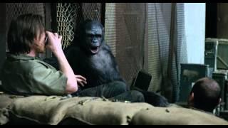 Планета обезьян: Революция (2014) — Трейлер (дублированный) 1080p