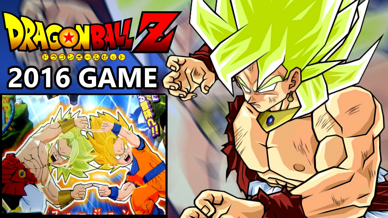 Dragon Ball Z 2016 Game: Project Fusion