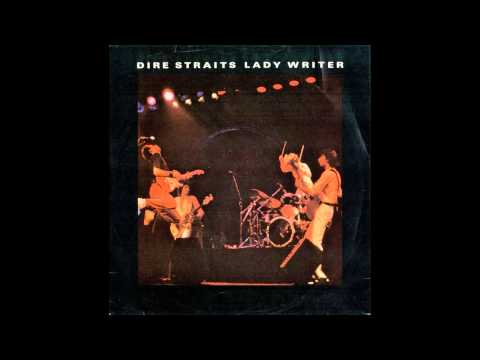 Dire Straits - Lady writer (Lyrics in description)