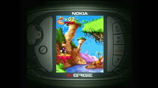 Rayman 3 (2003) - Nokia N-Gage Gameplay