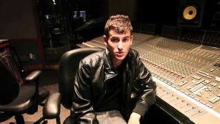 mike tompkins working with timbaland on shock value 3