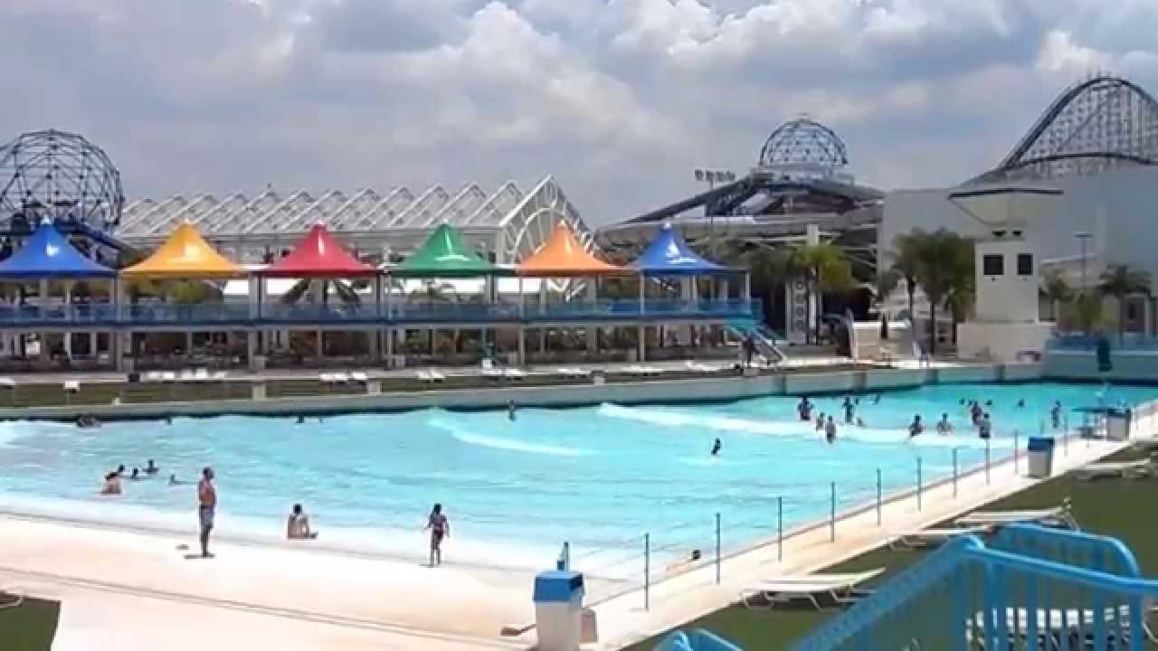 Wet'n Wild SP Parque Aquatico
