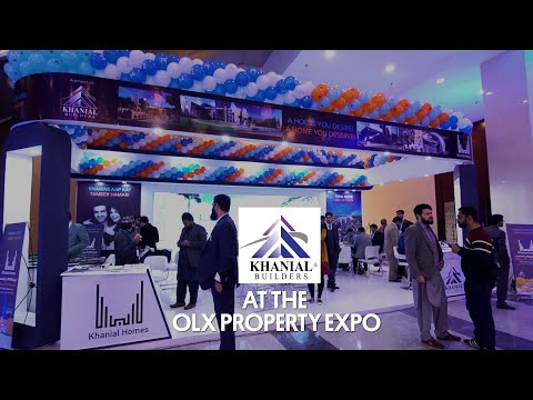 olx-property- -khanial-homes-at-the-olx-property-expo-2020