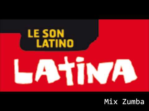 MIX ZUMBA RADIO LATINA