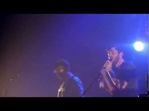 The Antlers - Every Night My Teeth Are Falling Out -- Live At Botanique Brussel 22-11-2011