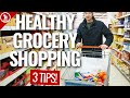 Healthy Grocery Shopping for Weight Loss - ** 3 Essential Tips **