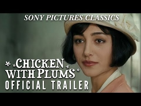 Chicken With Plums | Official Trailer HD (2011)