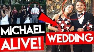 SHOCK! Michael Jackson SEEN ALIVE 2017 at his nephew's Wedding