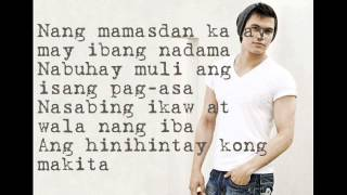 Repeat youtube video Ikaw Ang Sagot - Tom Rodriguez (A 100 Year Legacy OST w/ lyrics)