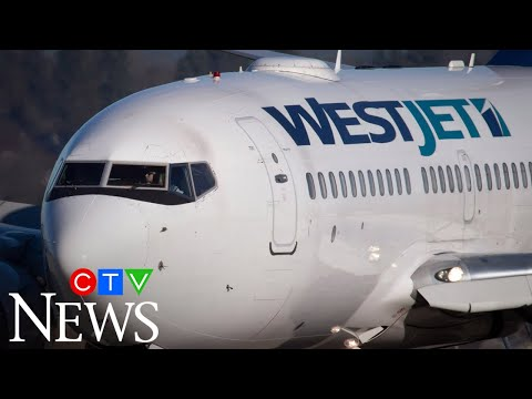 Atlantic Bubble Making Flights 'unsustainable' For WestJet, Airline Cutting Flights
