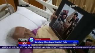 Download Video Nyak Sandang Mendapat Hadiah Album Foto dari Presiden Jokowi - NET 5 MP3 3GP MP4