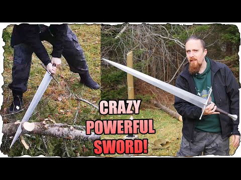 The Konami Code Of Swords - Makes Cutting *TOO* Easy!