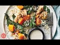 Tahini-Dressed Chicken With Kale | Our Favorite Recipes | Cooking Light
