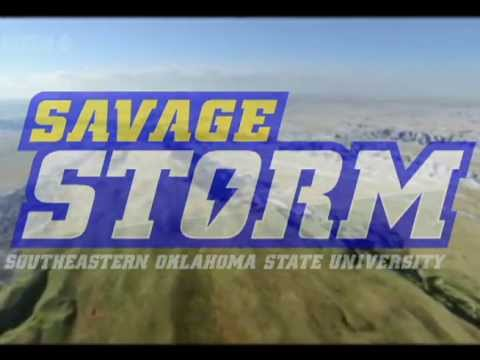 The Story of the Savage Storm Mascot