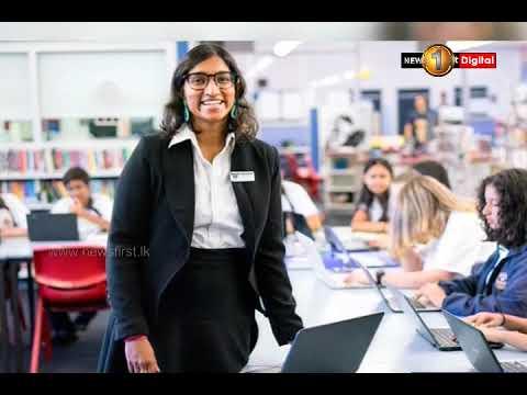 SL born Yasodai Selvakumaran finalist for Global Teacher Prize